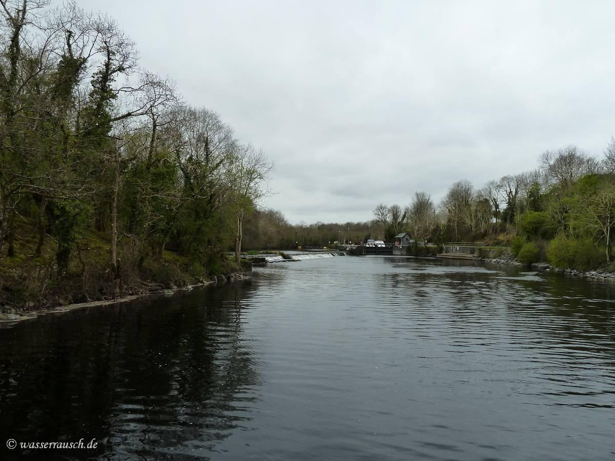 "Clarendon Lock; © Wasserrausch;  click picture to ""Wasserrausch Travellog"""
